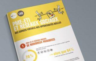Les PME sont encore peu actives sur les réseaux sociaux