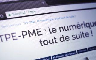 Transformation numérique des TPE-PME