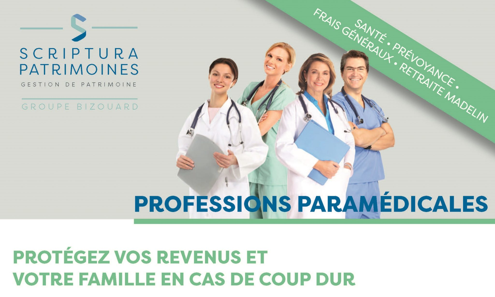 Profession paramédicale protection sociale
