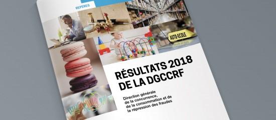 Bilan2018 de la DGCCRF: responsabiliser les professionnels!