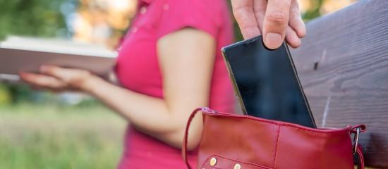 Vol ou perte d'un smartphone: comment limiter les dégâts