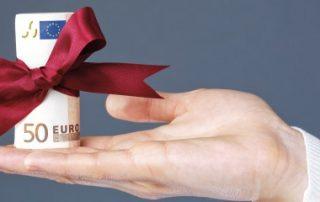 Des précisions sur les dons aux établissements d'utilité publique