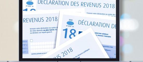 Pensez à payer votre impôt sur les revenus2018!