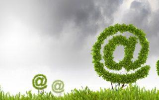 Limiter l'impact écologique des e-mails