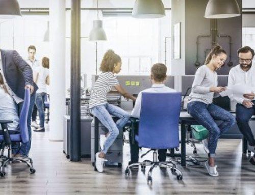 Cotisations d'accident du travail: la fin du taux «bureau» en2020
