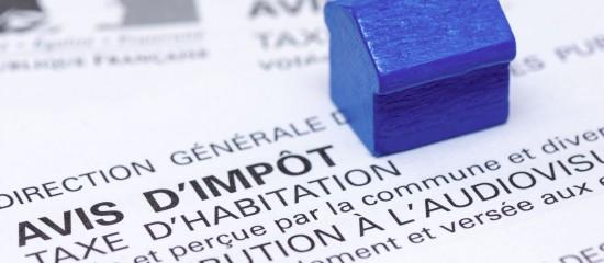 Suite de la baisse de la taxe d'habitation