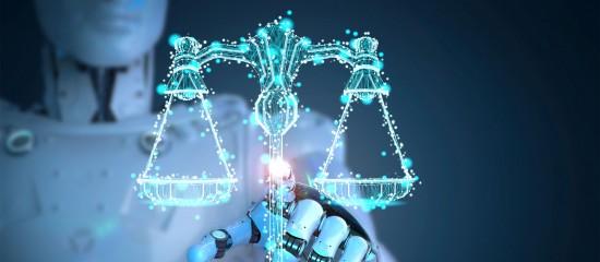 Justice: les Français partagés sur le recours à l'intelligence artificielle