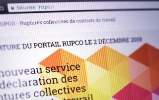 RUPCO: un nouveau portail pour communiquer avec la Direccte