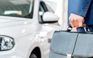 Quelles sont les limites d'amortissement pour les voitures de l'entreprise en2020?