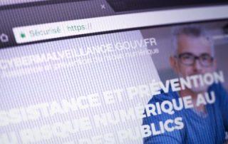 Cybermalveillance revoit son site web