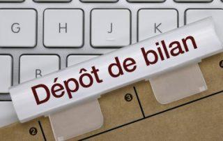 Entreprises en difficulté: assouplissement des règles relatives au dépôt de bilan