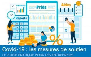 Covid-19: un guide pratique téléchargeable des aides aux entreprises