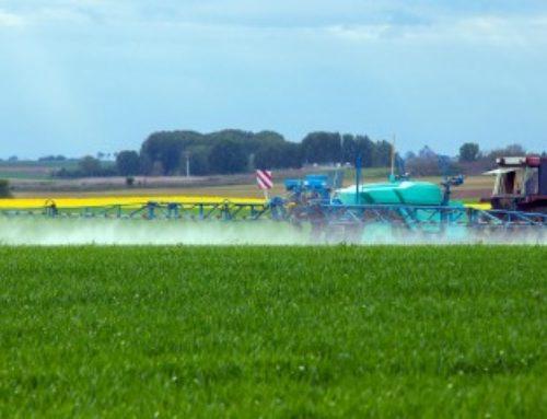 Une aide pour investir dans du matériel d'application de produits phytosanitaires