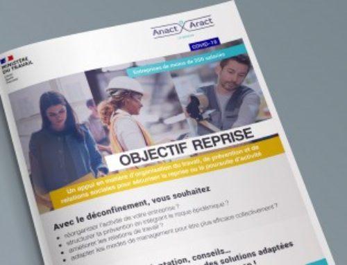 Un appui aux PME avec le dispositif «Objectif reprise»