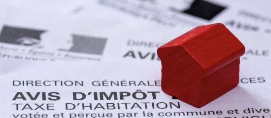 Report de la suppression de la taxe d'habitation pour les ménages aisés