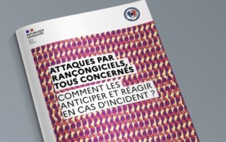 Rançongiciels: le nouveau guide de l'ANSSI pour sensibiliser les professionnels